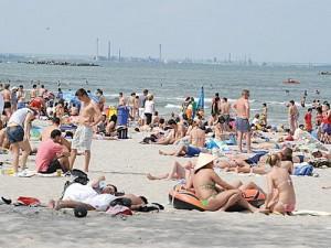 varf de sezon pe litoral