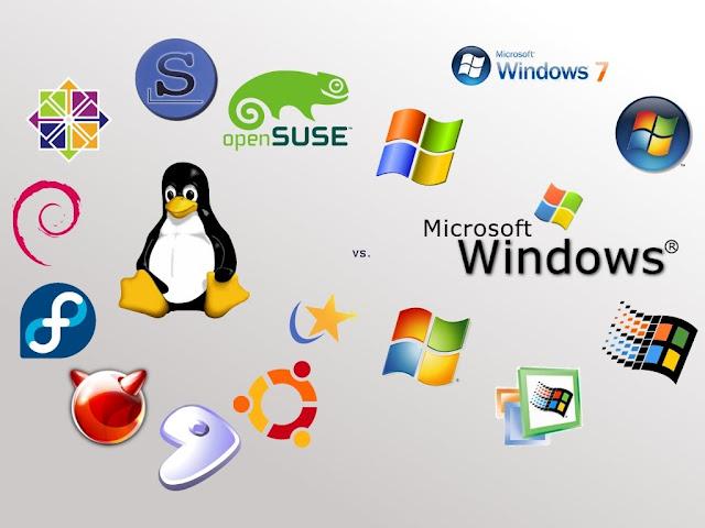 Ce alegi, Linux sau Windows?