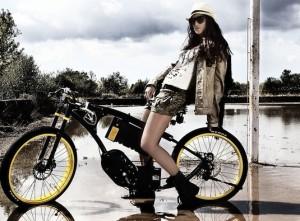 Bicicleta electrica de oras este mijlocul ideal de transport