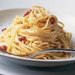 Spaghette / Penne Carbonara(Reteta Originala)