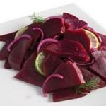 Salata de sfecla rosie(Reteta de Post)