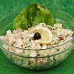 Salata de fasole verde (reteta de post)