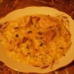 Tocanita de soia cu orez