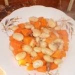 Salata de fasole cu morcov