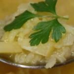 Supa de cartofi si orez