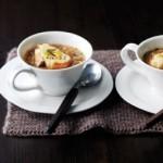 Supa de ceapa caramelizata