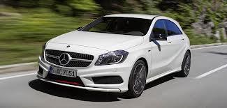 Clasa A de la Mercedes-Benz