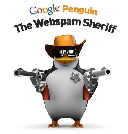 Google Penguin Update pentru seo