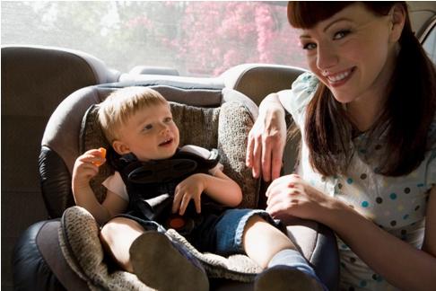 Cele 10 porunci ale scaunelor auto pentru copii