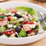 Reteta de salata de peste sanatoasa si gustoasa