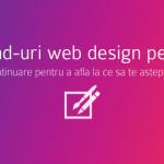 Va place webdesign-ul? V-ati dorit tot timpul un site?