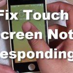 Ce faci cand nu iti mai functioneaza touchscreen-ul?