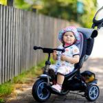 Tricicleta – alegerea potrivita pentru dezvoltarea copilului tau